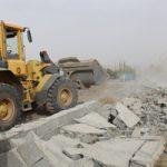 آزادسازی ۱۰۶ هکتار از اراضی تغییرکاربری یافته چهارباغ