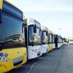 ۱۵ اتوبوس نو به ناوگان اتوبوسرانی کرج اضافه میشود