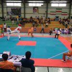 ورزشکاران سازمان یافته و قهرمانان به نامی دراستان البرز حضور دارند