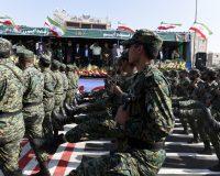 برگزاری رژه مقتدرانه نیروهای مسلح در استان البرز
