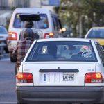 هشدار پلیس راهور البرز به خودروهای پلاک ناخوانا