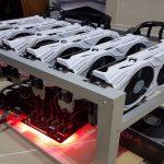 کشف ١١ دستگاه تولید ارز دیجیتال در طالقان