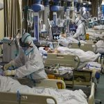 ۱۲۹ بیمار کووید۱۹ در البرز بستری شدند
