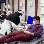 رشد ۴۰ درصدی اهداء خون در کشور