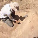 کشف دو محوطه باستانی در بیلقان جاده چالوس
