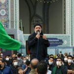 برگزاری مراسم چهارپایه خوانیسنتی در امامزاده حسن (ع) کرج