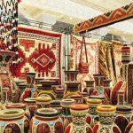 استقبال مردم و هنرمندان از جمعه بازار هنر و صنایع دستی در البرز